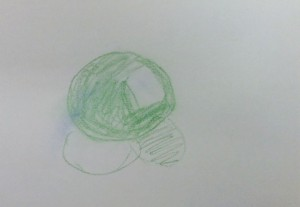 Observational Drawing of Sphere and Still Life