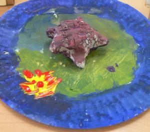 painted Turtle sculpture 7